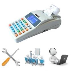 Сервисное обслуживание фискальной техники