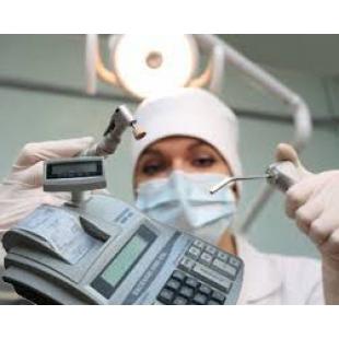 Кассовый аппарат для стоматологии