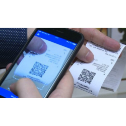 Какую обязательную информацию должен содержать в себе QR-код при наличии в фискальном кассовом чеке?