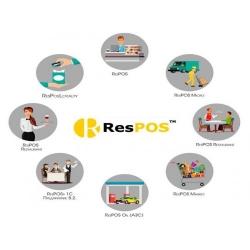 Программно-аппаратный комплекс для автоматизации торговли. ResPOS.