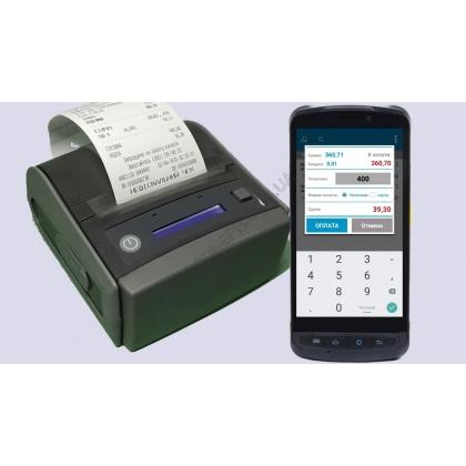 Фискальный регистратор Datecs Экселлио FPP-350