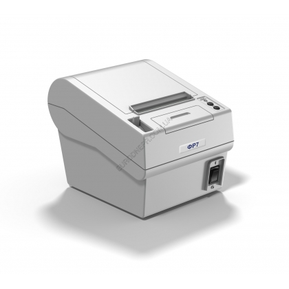 Фискальный регистратор ФР7 с ПО версии ФР-08