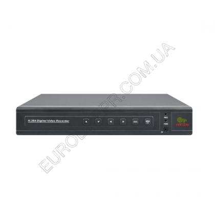 IP-видеорегистратор 5.0MP для 4 камер NVD-411 POE 2.0