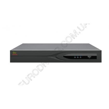 IP-видеорегистратор 8.0MP (4K) для 16 камер NVH-1652 PRO