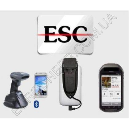 Учетная программа ESC Reader (инвентаризация, приемка и отгрузки товара со склада)