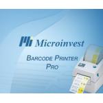 Учетная программа Microinvest Barcode Printer Pro