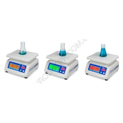 Весы фасовочные CERTUS® Base СВСр с функцией контроля отклонения от эталона