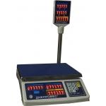 Весы торговые ВТД-РС (RS232)