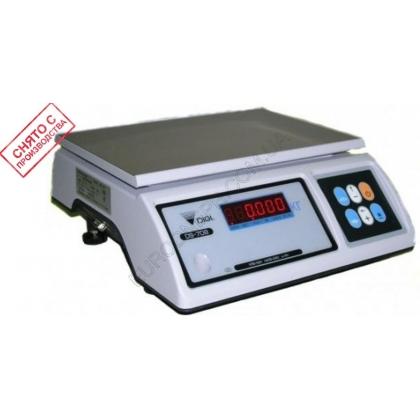 Весы фасовочные DIGI DS-708 BM
